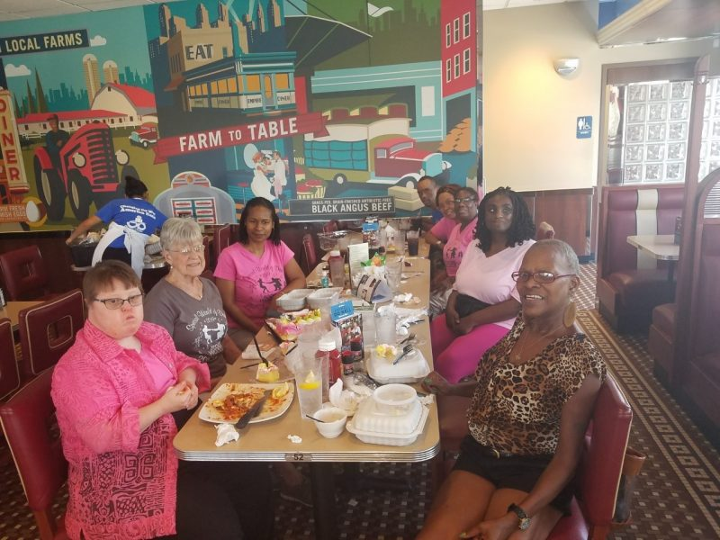 Dance Class Lunch_July 2019