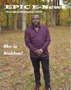 E-News November December 2019_Cover